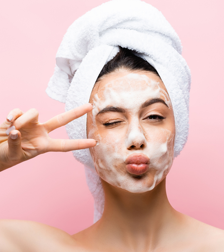 13 Best Natural Face Washes For Skin That Is Healthy And Radiant