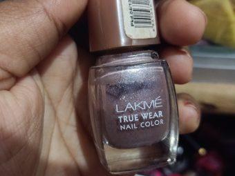 Lakme True Wear Nail Color -Nice nail polish-By food_blog959