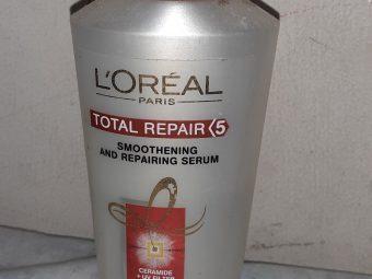 L'Oreal Paris Total Repair 5 Instant Smoothing and Nourishing Oil Serum -Beautiful product as a hair serum-By shreeshma_d