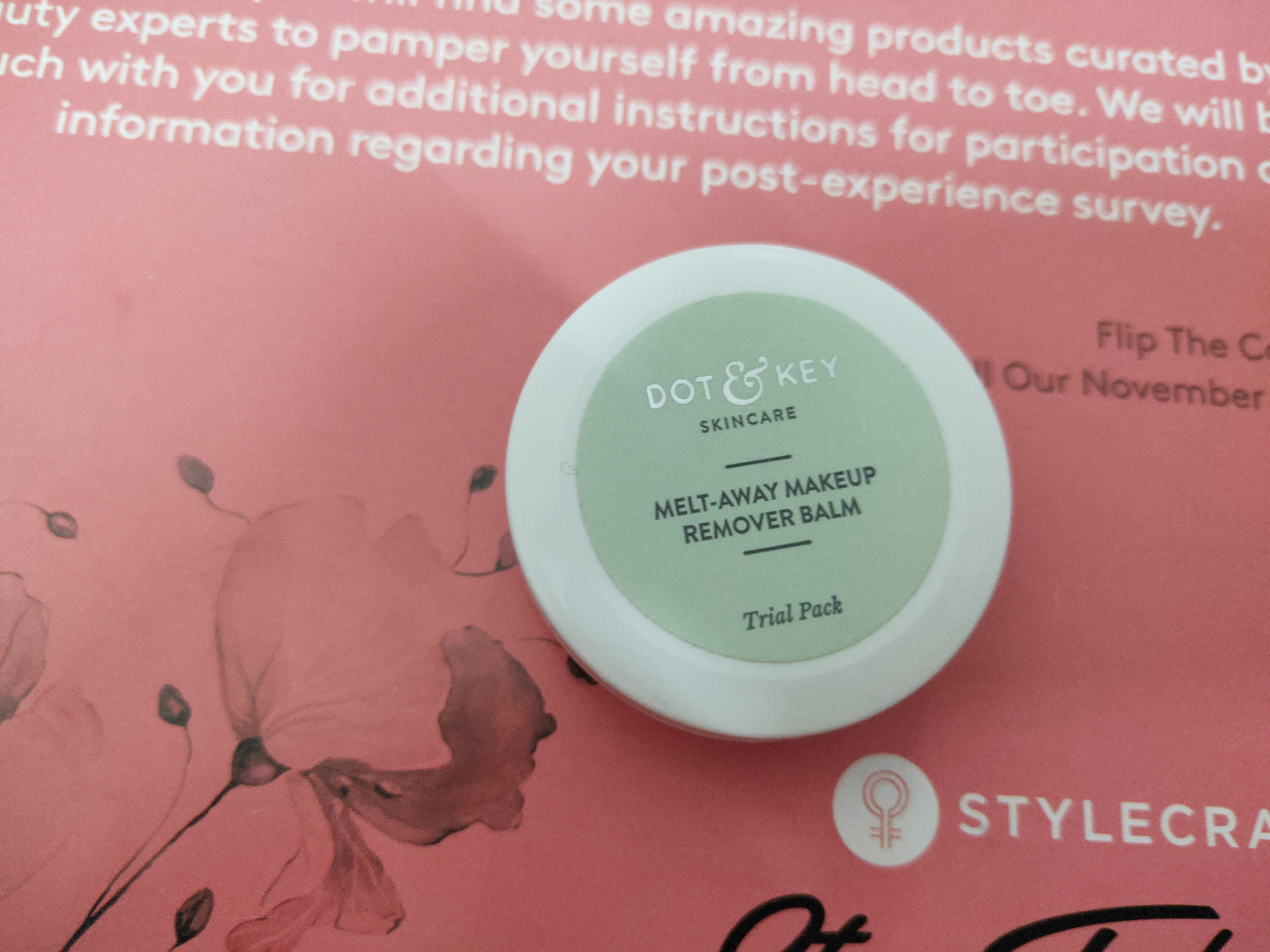 Dot & Key Melt Away Makeup Remover Balm-Best makeup removal balm-By swapniln