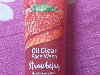 Himalaya Herbals Fresh Start Oil Clear Strawberry Face Wash pic 2-Refreshing!-By thegossipmonger