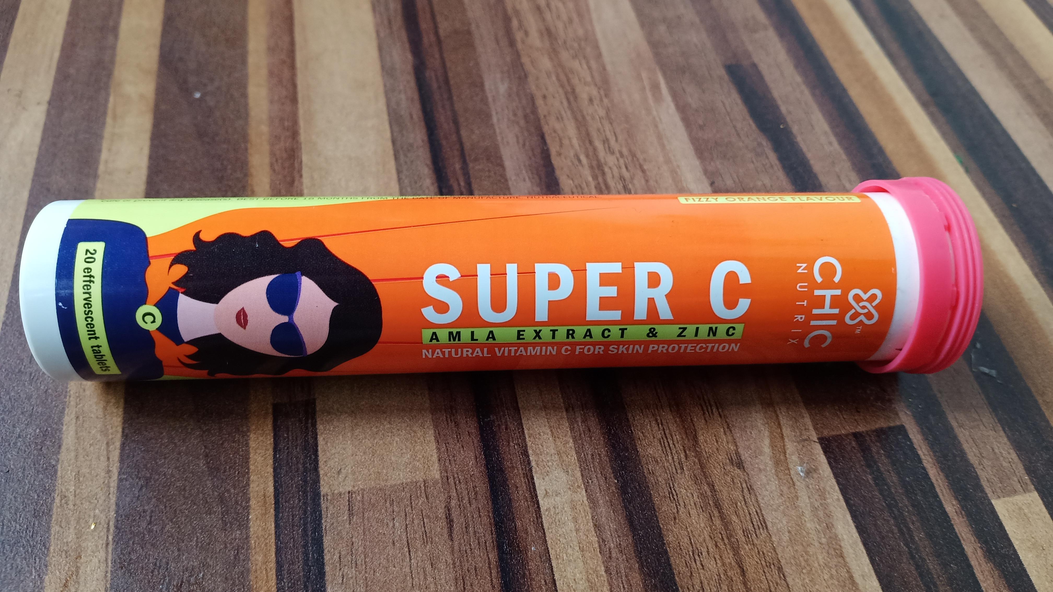 Chicnutrix Super C-Super C-By ahana_sengupta