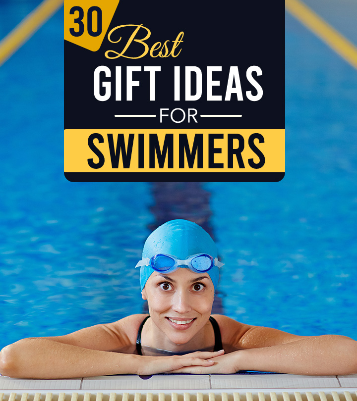 30 Best Gift Ideas For Swimmers
