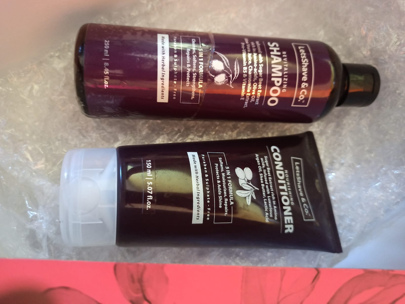 LetsShave Shampoo Conditioner Pack-Great combination for perfect healthy Hair-By nimisha_bhanushali-1