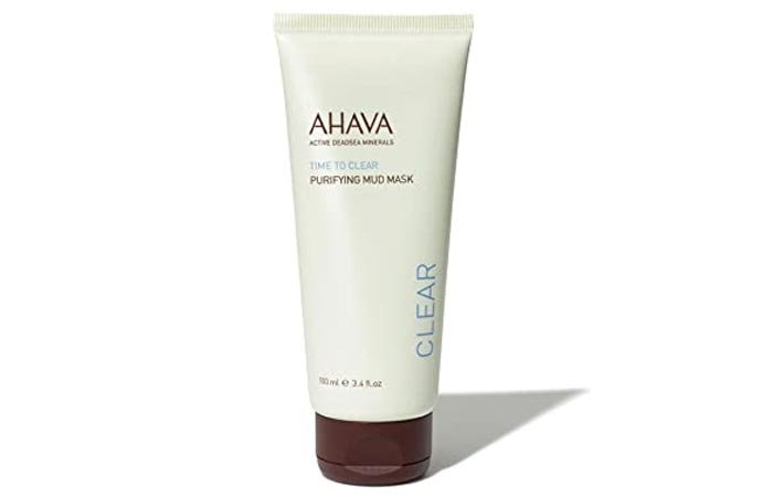 AHAVA Active Dead Sea Minerals Purifying Mud Mask