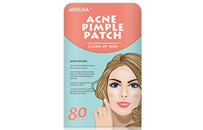 AUSLKA Acne Pimple Patch
