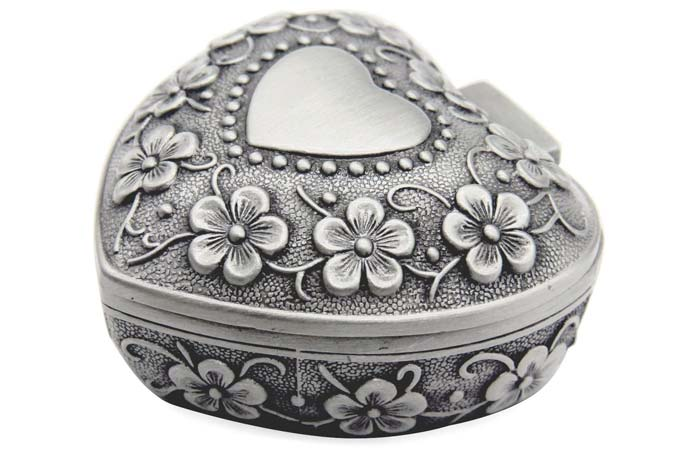 AVESON Classic Vintage Jewelry Box