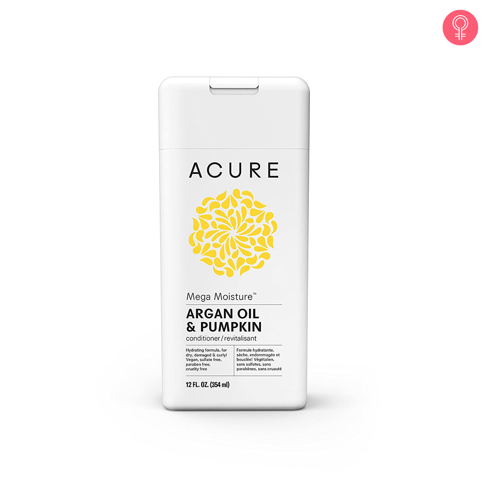 Acure Mega Moisture Conditioner With Argan Oil & Pumpkin