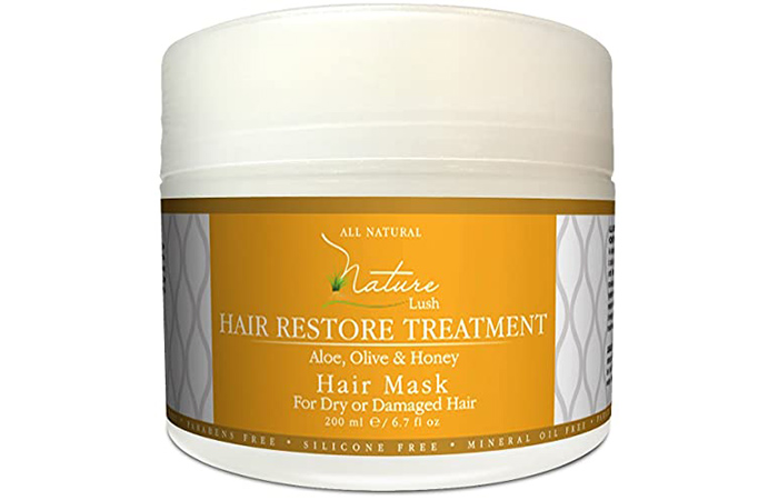 All Nature Lush Hair Restore