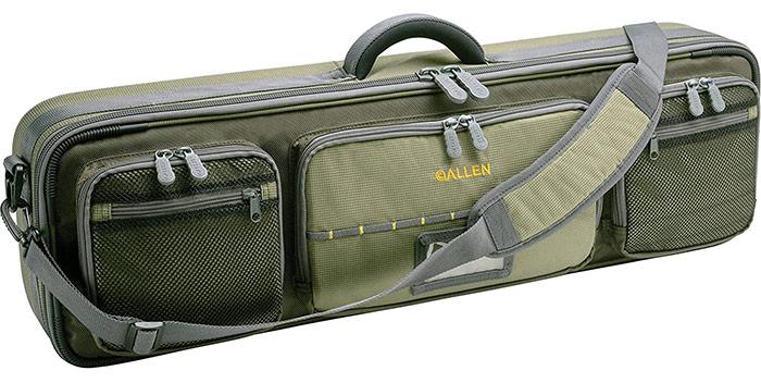 Allen Cottonwood Fishing Rod & Gear Bag