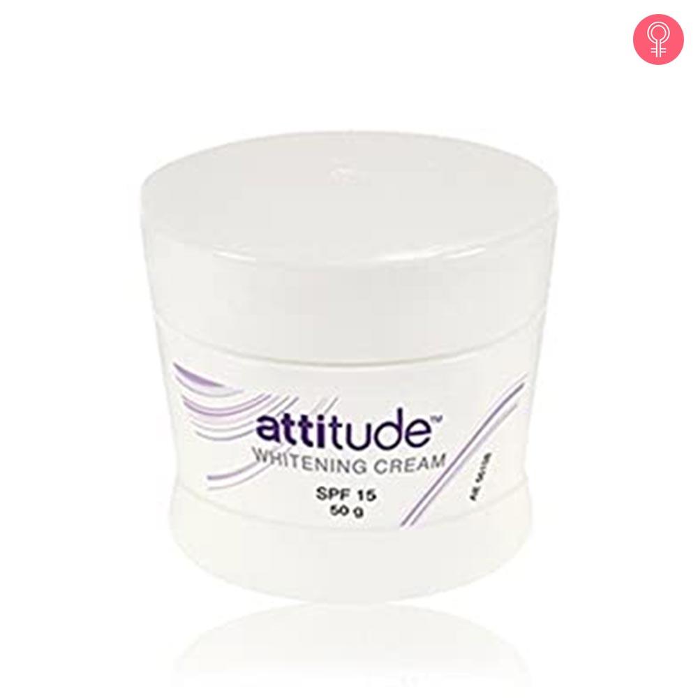 Amway Attitude Whitening Cream SPF 15