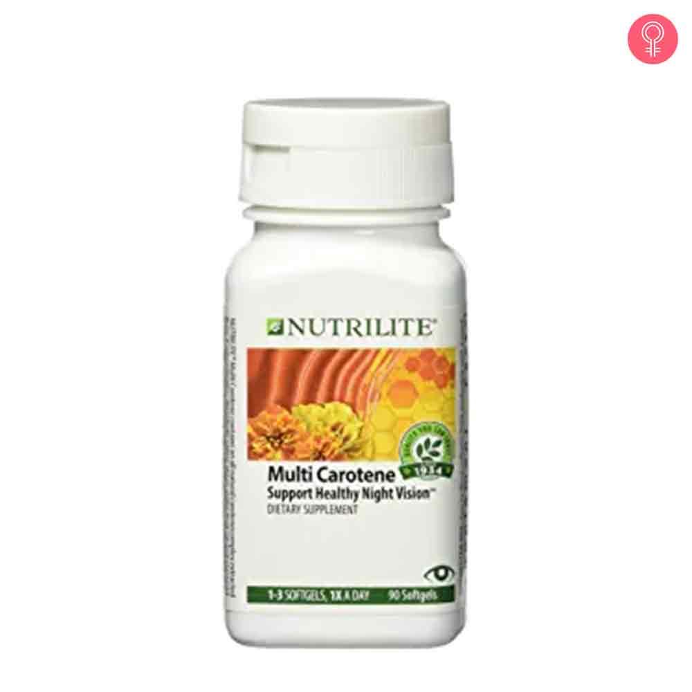 Amway Nutrilite Multi Carotene