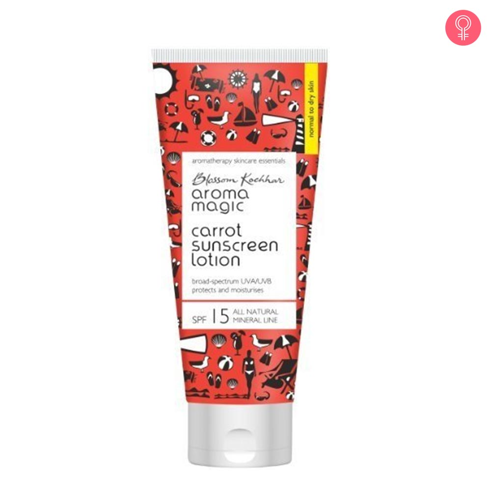 Aroma Magic Carrot Sunscreen