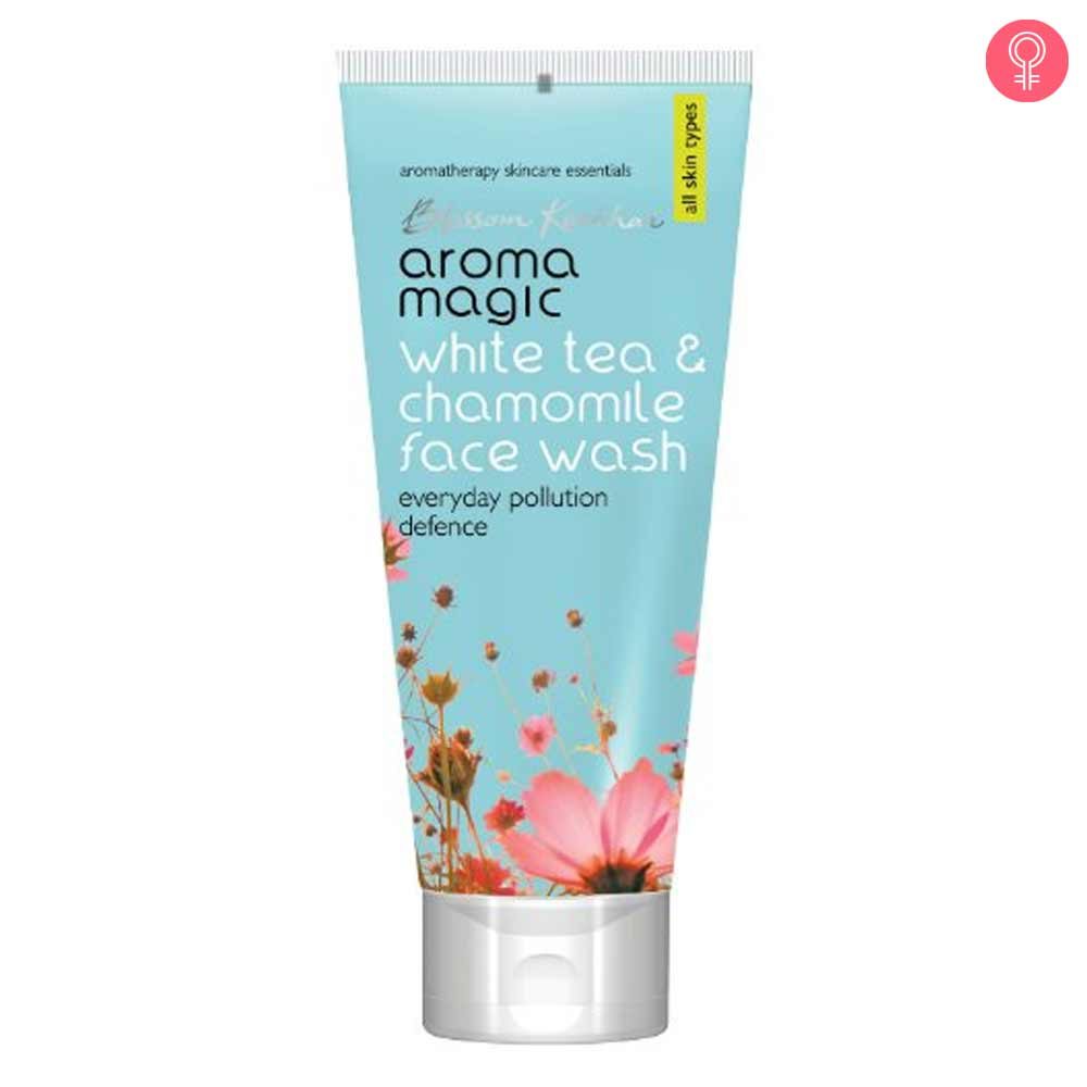 Aroma Magic White Tea And Chamomile Face Wash