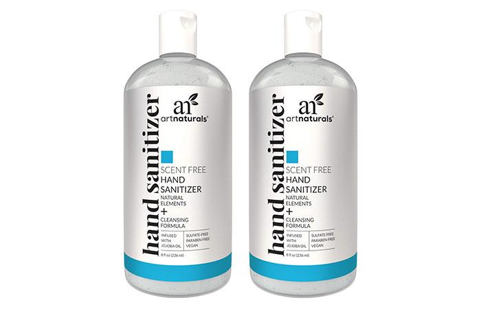 Artnaturals Alcohol-Based Hand Sanitizer Gel
