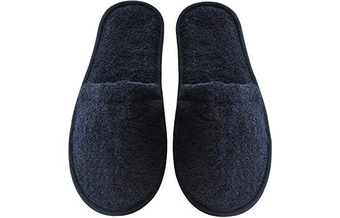 Arus Women's Spa Slippers