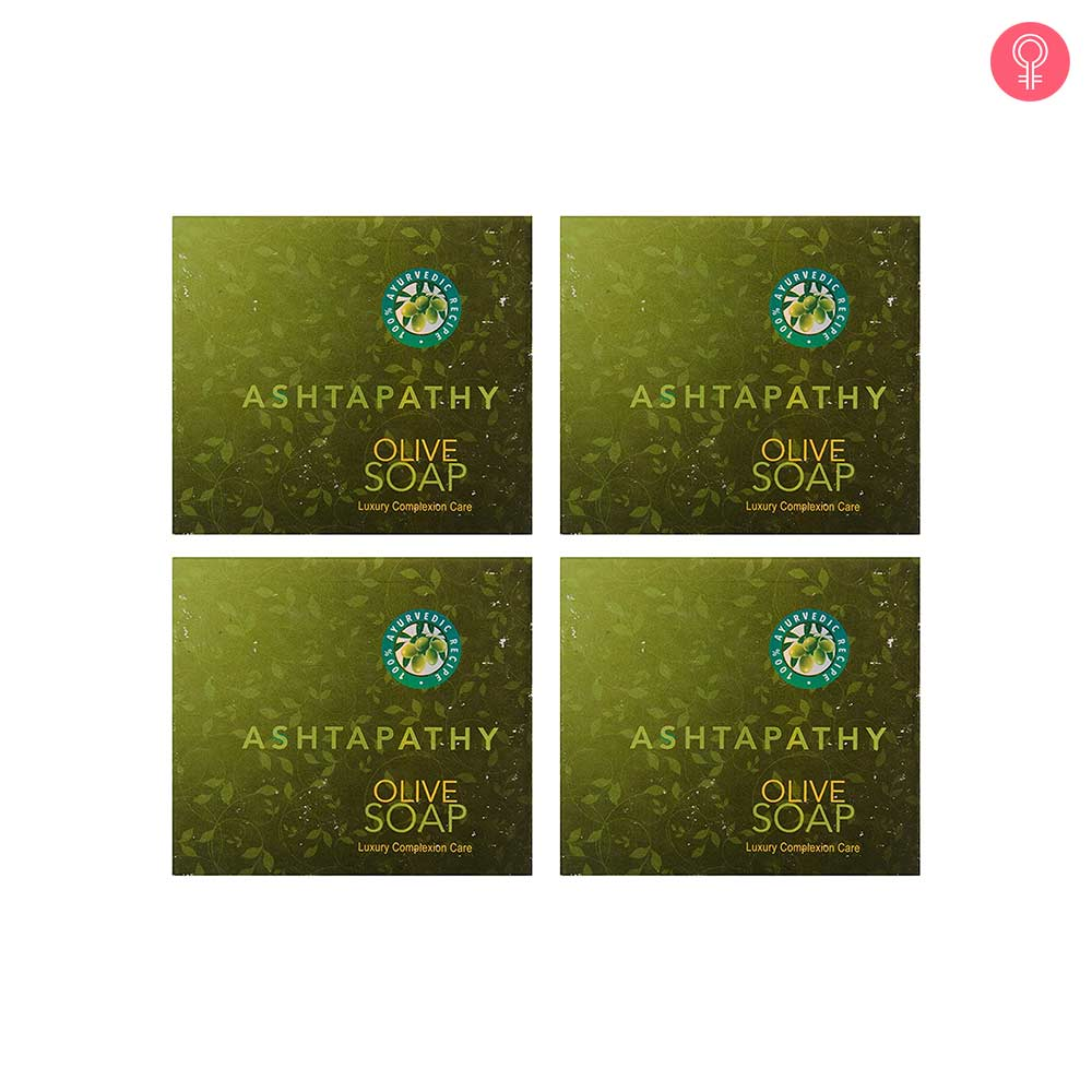 Ashtapathy Olive Soap