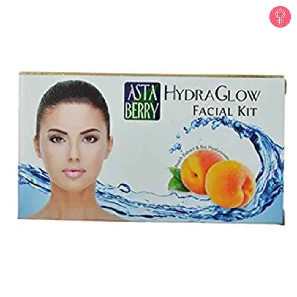 Astaberry Hydra Glow Facial Kit