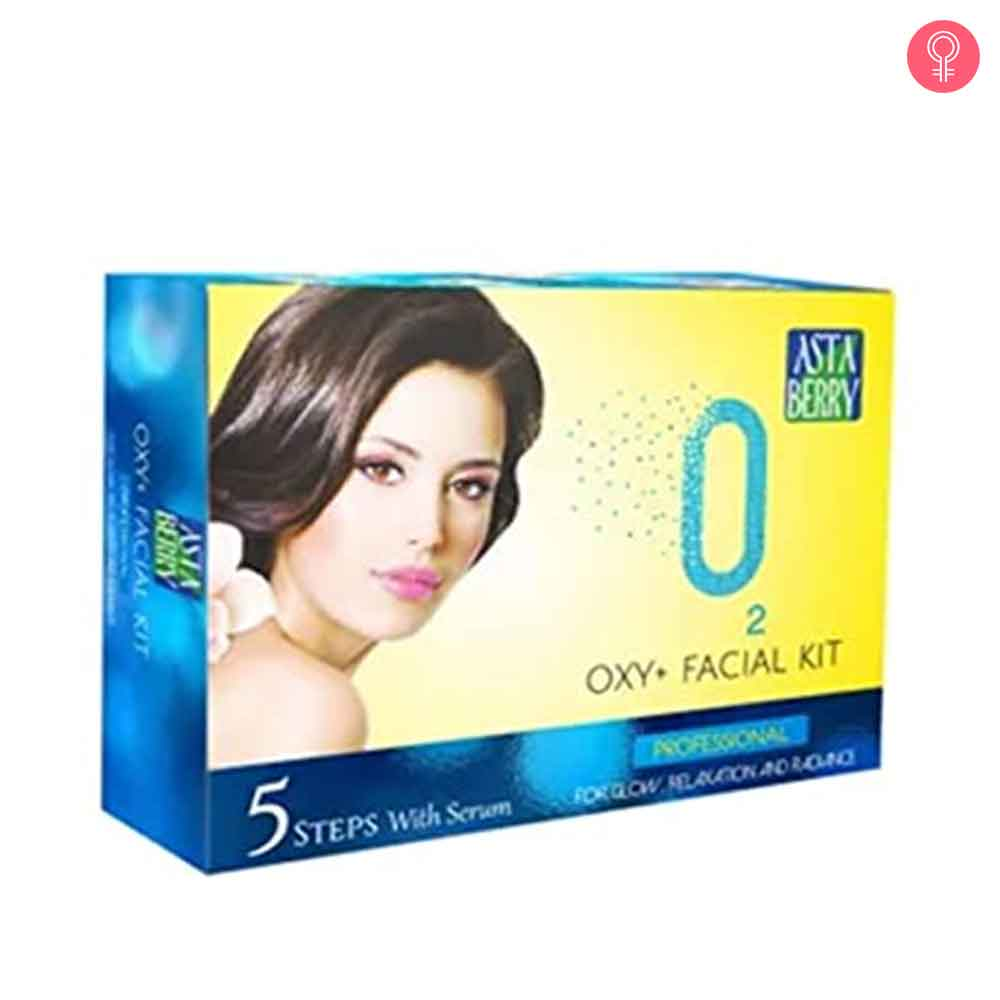 Astaberry Oxy Facial Kit
