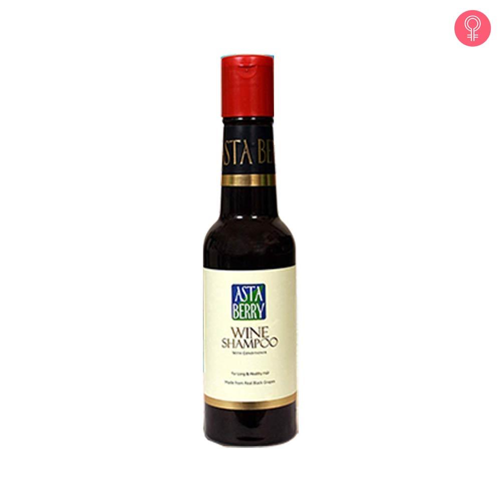 Astaberry Wine Shampoo