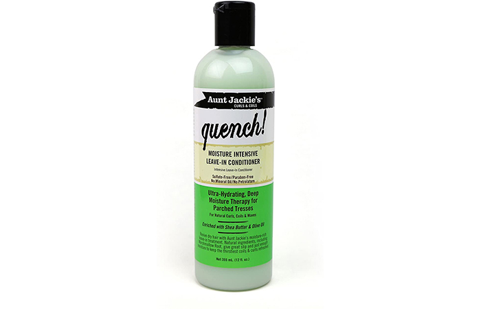 Aunt Jackie's Quench Moisture Intensive