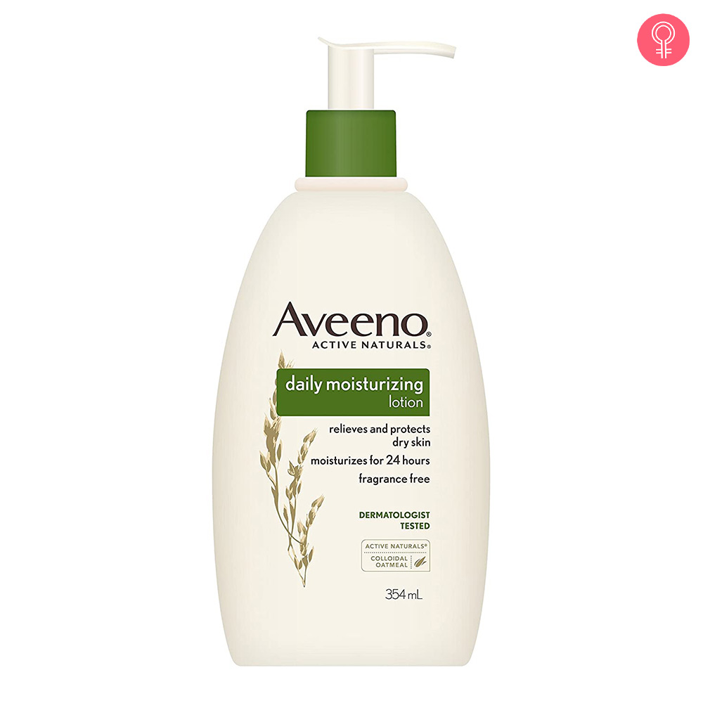 Aveeno Daily Moisturizing Lotion For Dry Skin