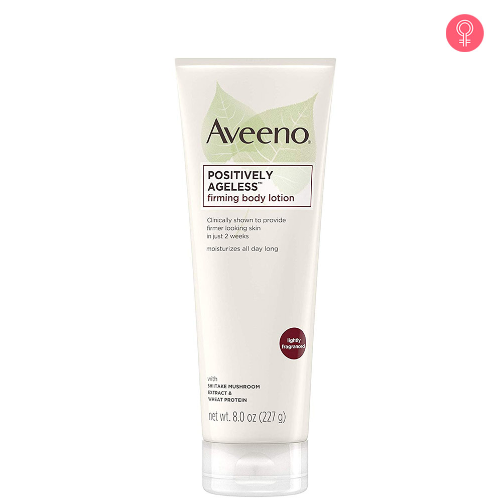Aveeno Positively Ageless Firming Body Lotion-0