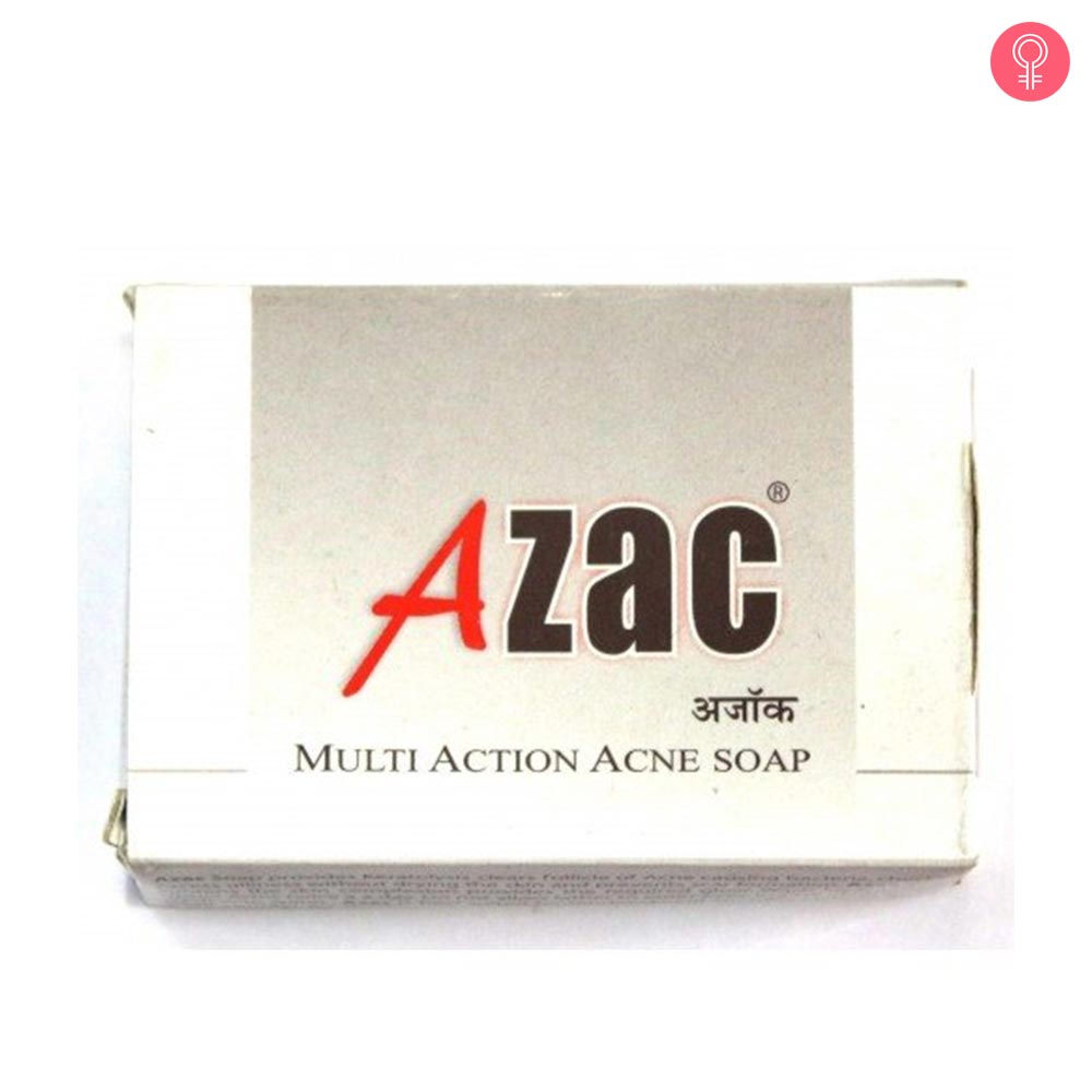 Azac Multi Action Acne Soap