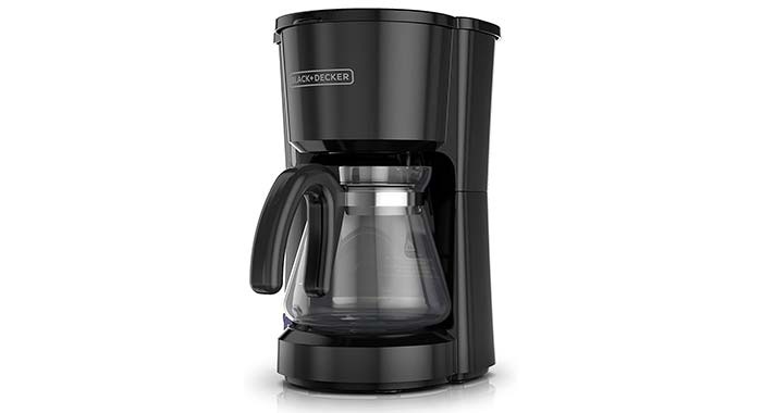 BLACK DECKER 5-Cup Coffeemaker