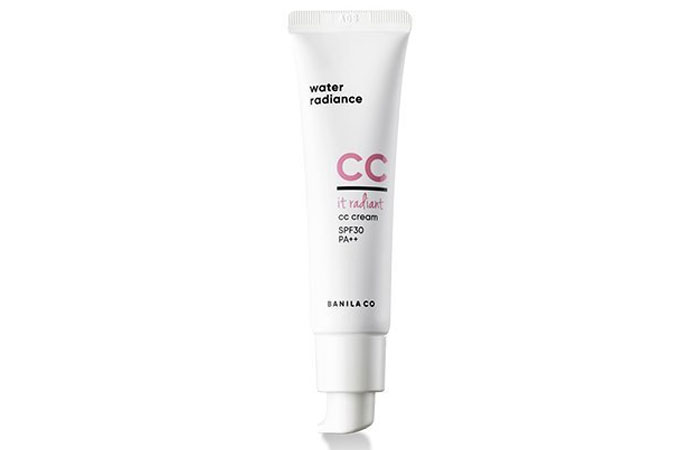 Banila Co Water Radiance IT Radiant CC Cream