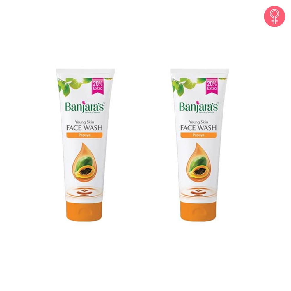 Banjara's Papaya Face Wash