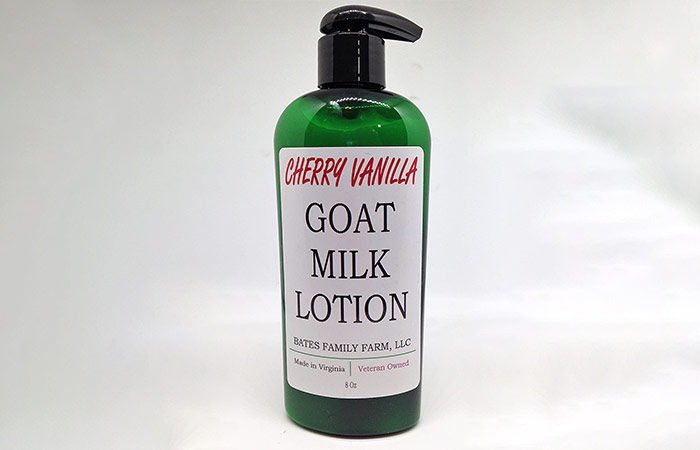 Bates Family Farm Goat Milk Lotion