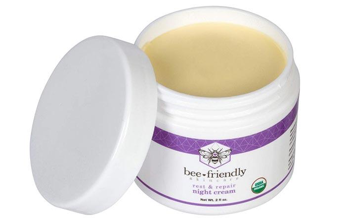 BeeFriendly Skincare Rest Repair Night Cream