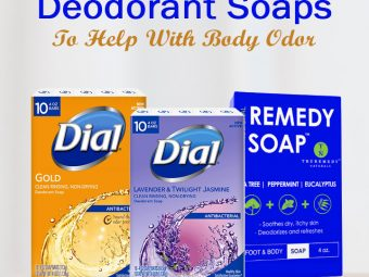 Best Deodorant Soaps