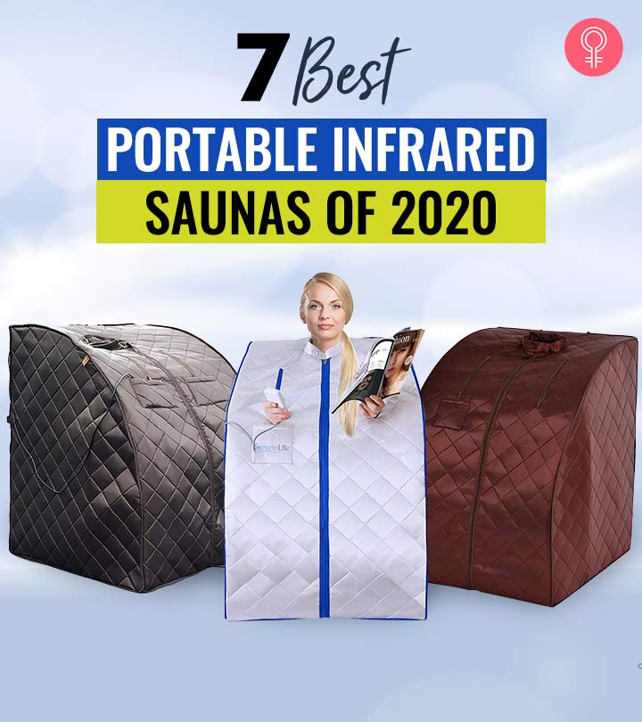 7 Best Portable Infrared Saunas Of 2020