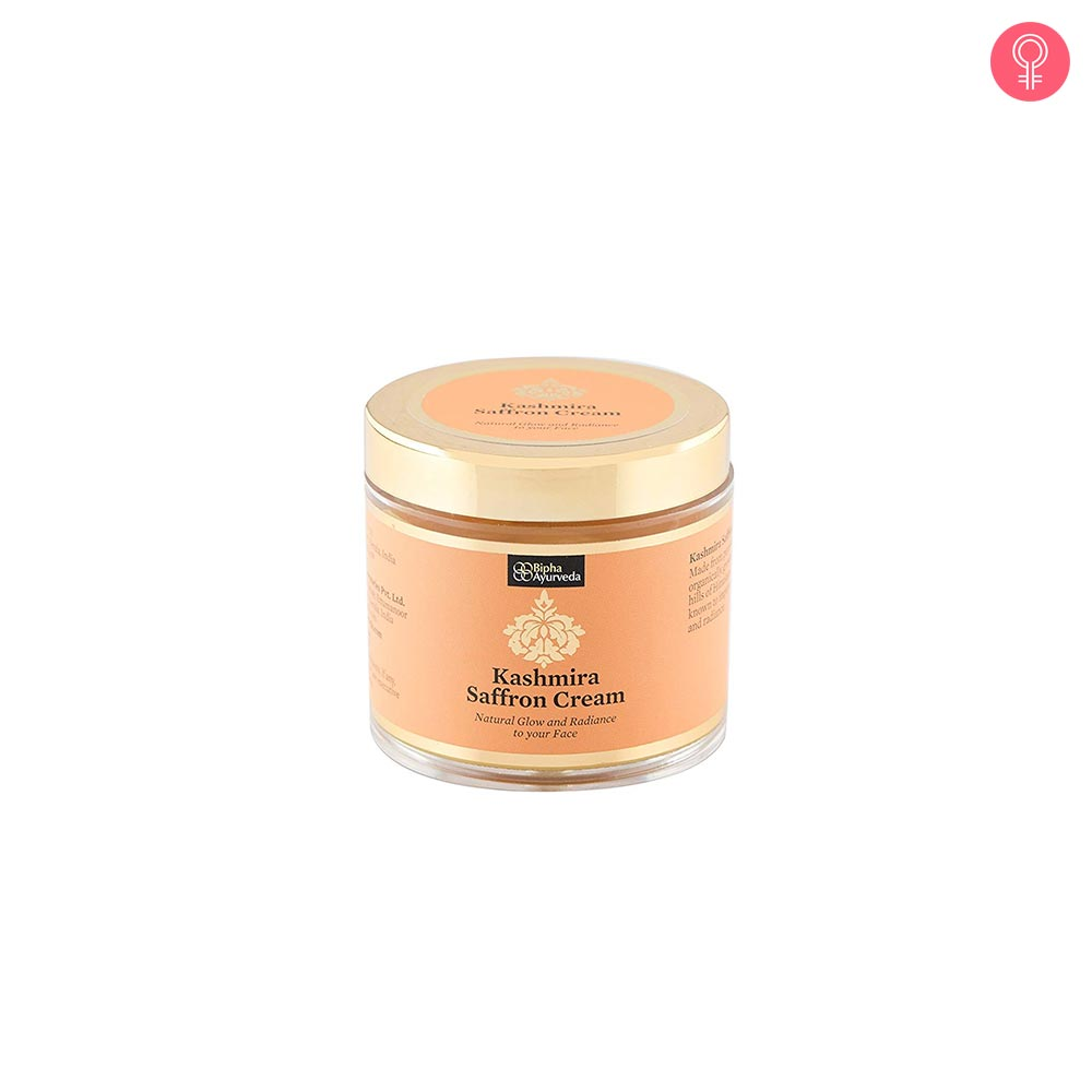 Bipha Ayurveda Kashmira Saffron Cream