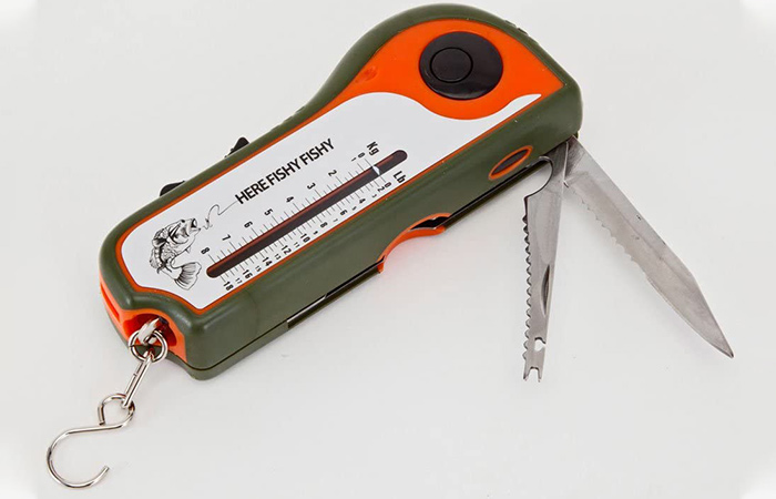 Bits and Pieces 8-in-1 Fishing Tool