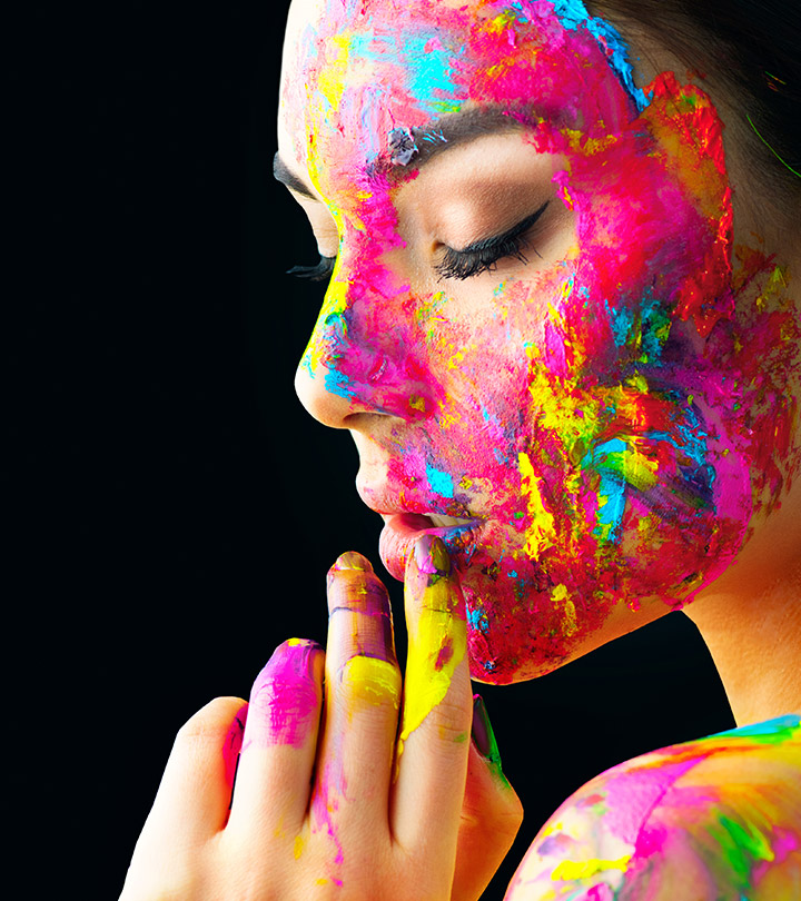 Top 11 Best Paints To Use On Your Face and Body