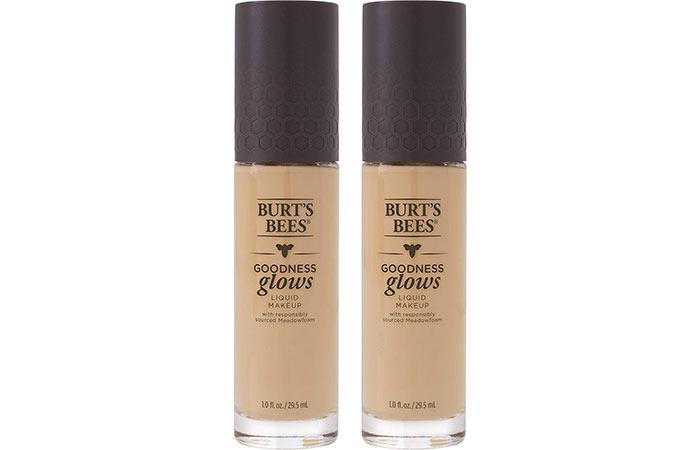 Burts Bees Goodness Glows Liquid Makeup