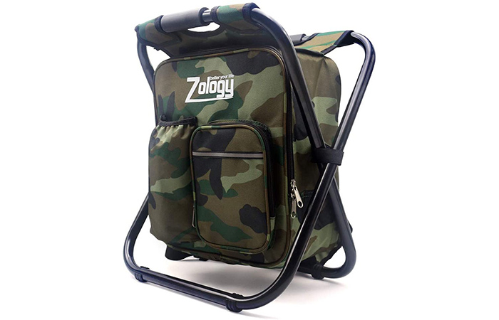 Camport Folding Chair Backpack