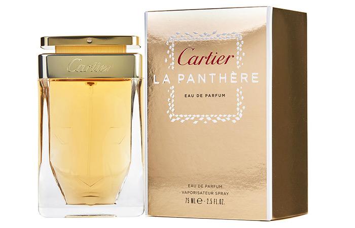 Cartier La Panthere Eau
