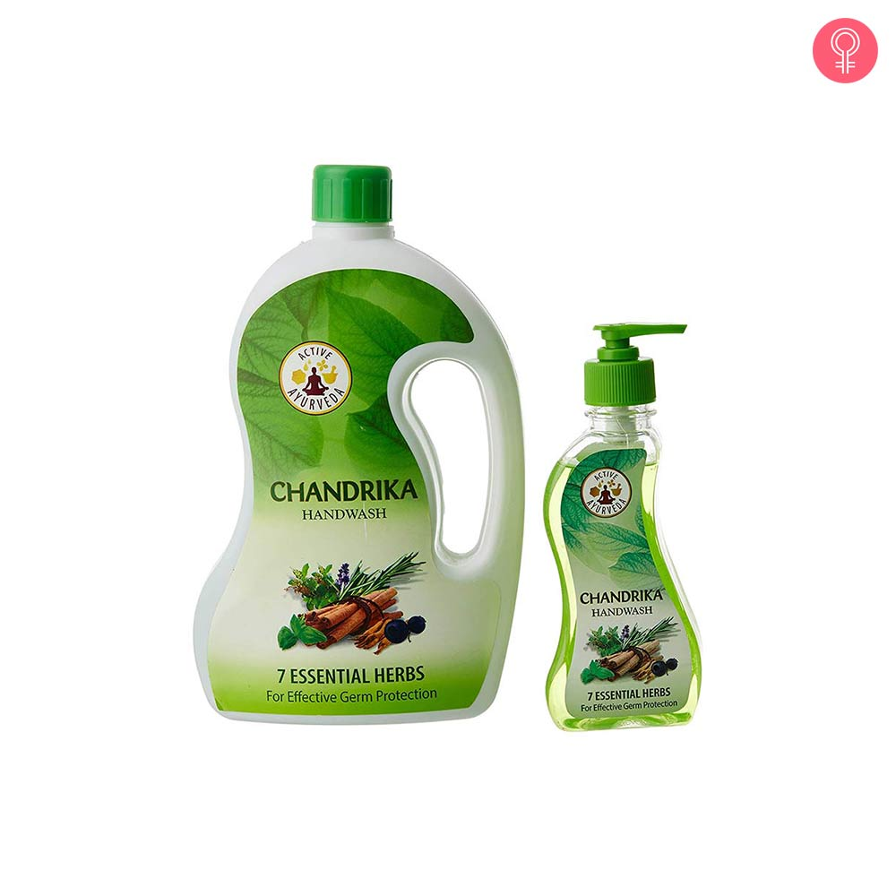 Chandrika Hand Wash