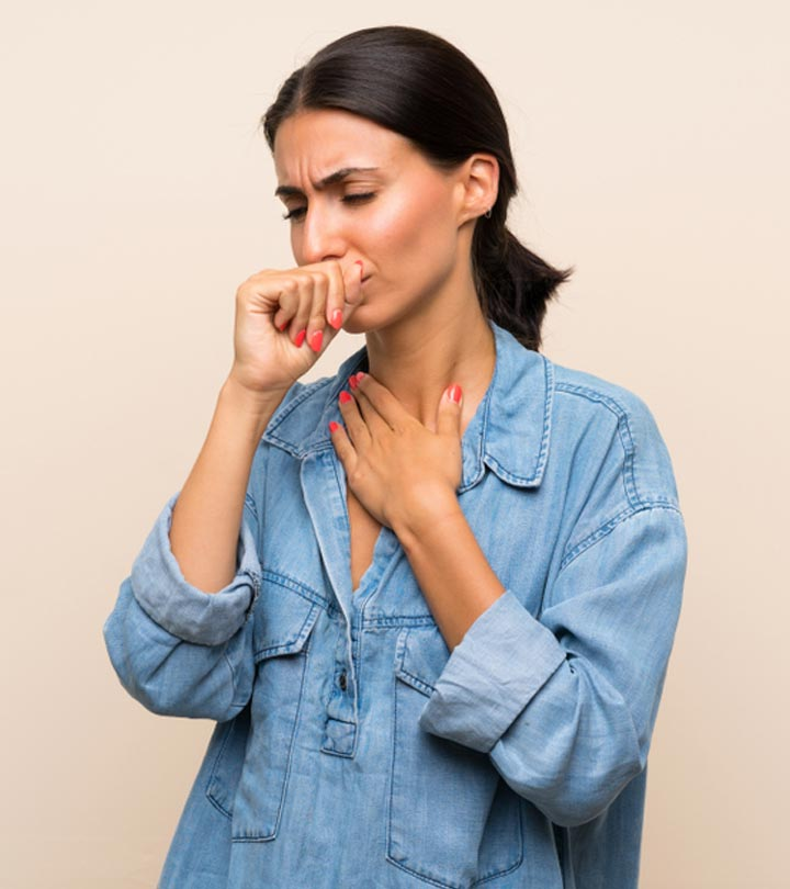 Chronic cough treatment and home remedies