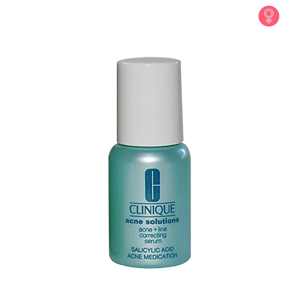 Clinique Acne Solutions Acne + Line Correcting Serum