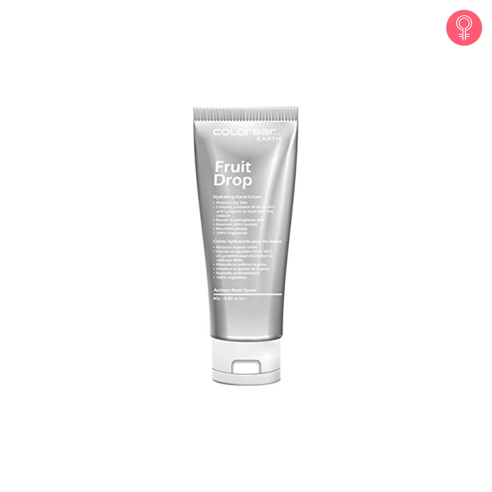 Colorbar Fruit Drop Hydrating Hand Cream