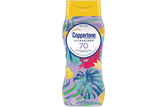 Coppertone Sunscreen Lotion - Ultra Guard