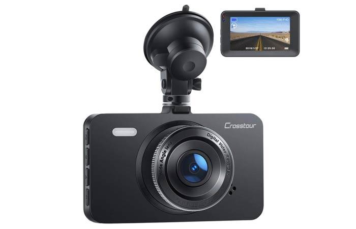 Crosstour Dashboard Camera