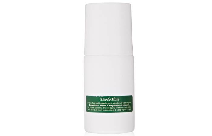 DeodoMom Natural, Aluminum-Free, Unscented Deodorant