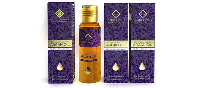 Desert Beauty Premium Quality Argan