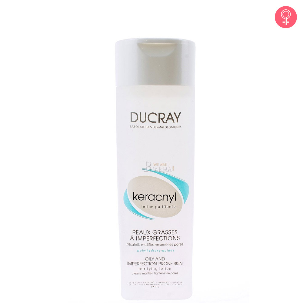 Ducray Keracnyl Purifying Lotion